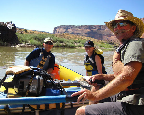 A Full Day of Whitewater Rafting in Utah!