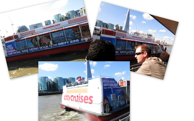 Top 3 Ways to See London – City Cruises is 2nd Best!