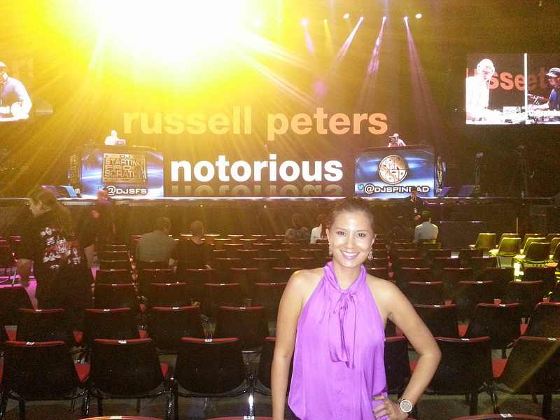 russell peters notorious reviews