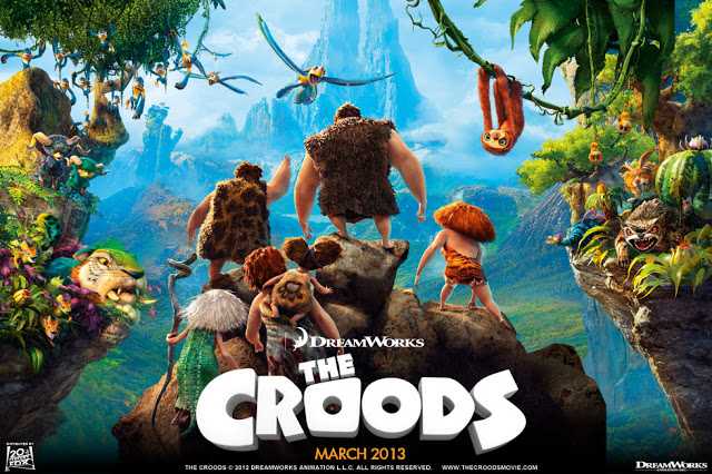 The Croods Premiere Showing / Sydney Family Show at Moore Park