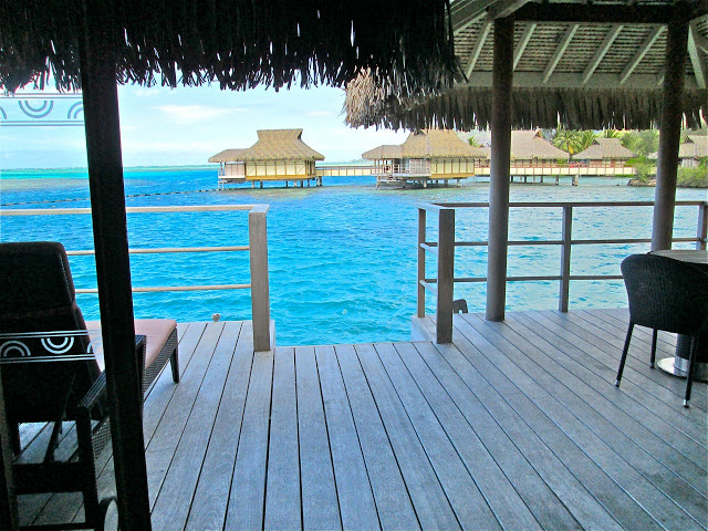 The Joys of Being in an Overwater Bungalow: Intercontinental Moorea Resort & Spa