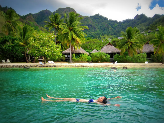 Intercontinental Moorea Resort & Spa: How to have an Awesome time Staying at your Beach Bungalow!