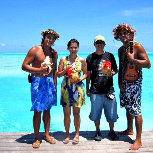 Welcome to Bora Bora! (Sofitel Private Island)