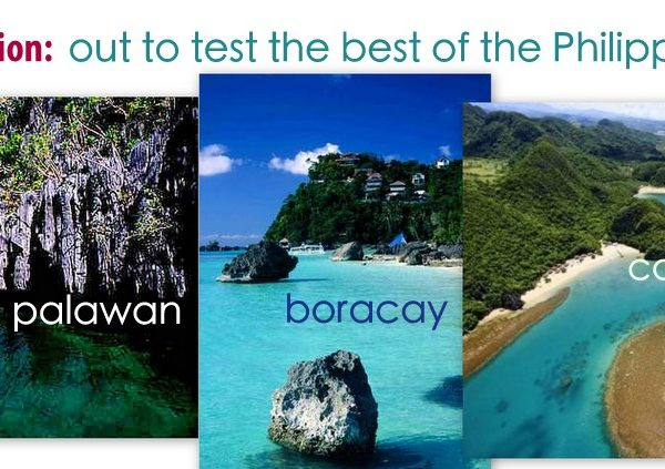 My Quest to find the Perfect Island in the Philippines!
