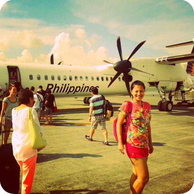 Au revoir, Manila!