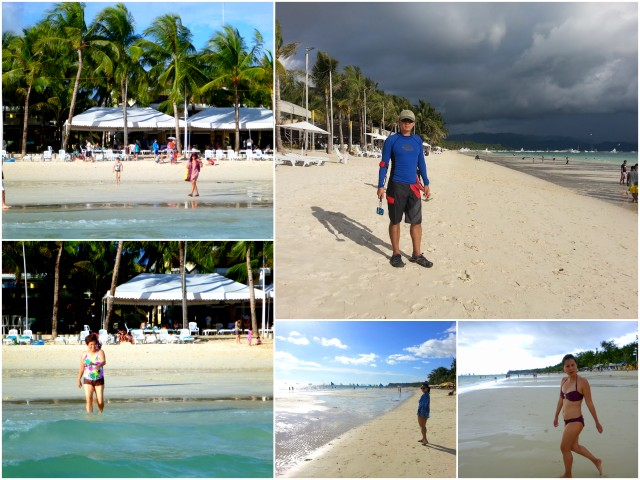 Boracay still has the best beach sand in the world for me!