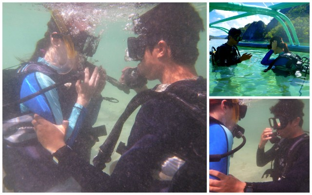 DSD- Discover Scuba Diving