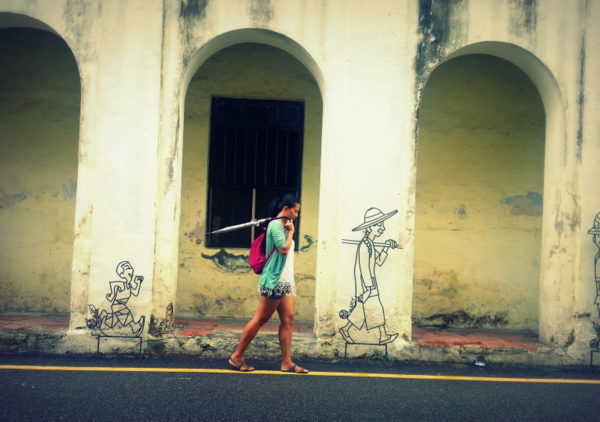 The Quirky Streets of Penang