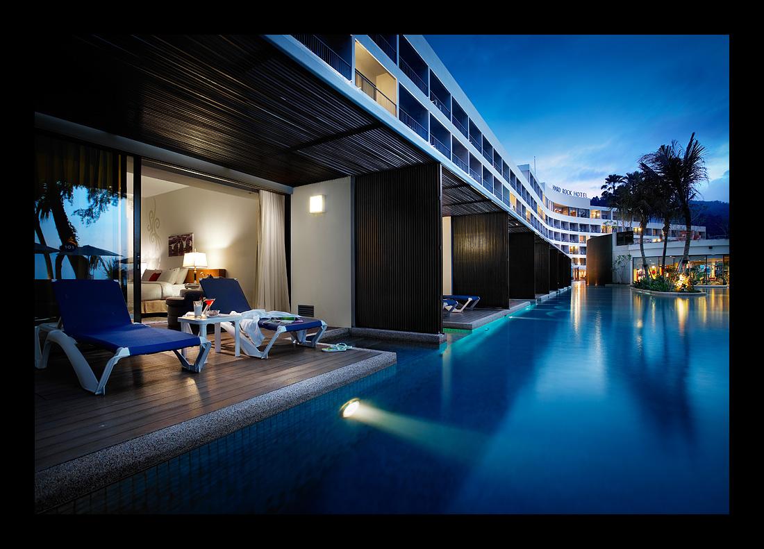Hotel Review: Hard Rock Hotel Resort in Penang, Malaysia