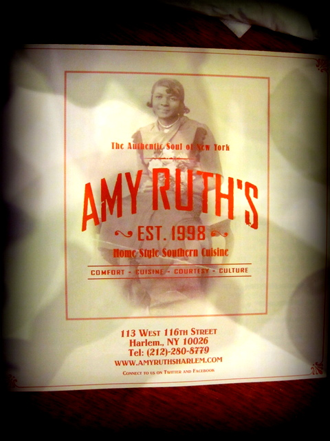 Amy Ruth's is reason enough to visit Harlem