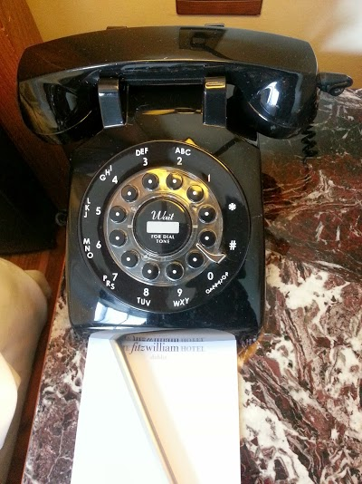 Ring! Ring! A Vintage phone!