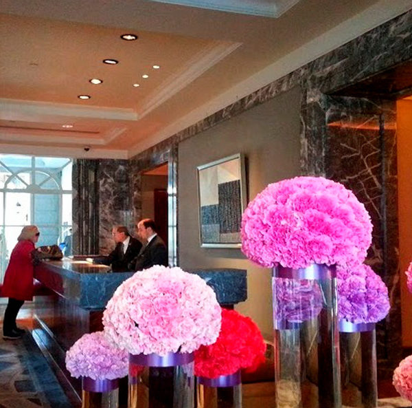 Hotel Review:  Four Seasons Hotel, Dublin