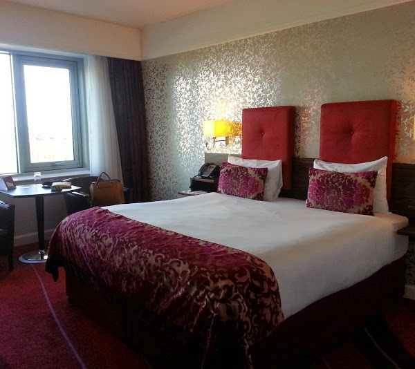 Hotel Review: Crowne Plaza Dublin, Blanchardstown