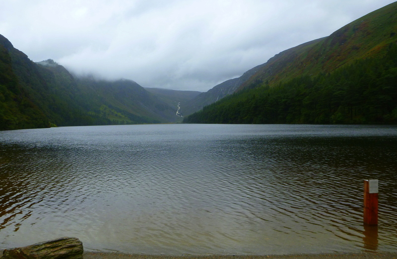 Upper Lake of Glendalough, Wild Wicklow Tours