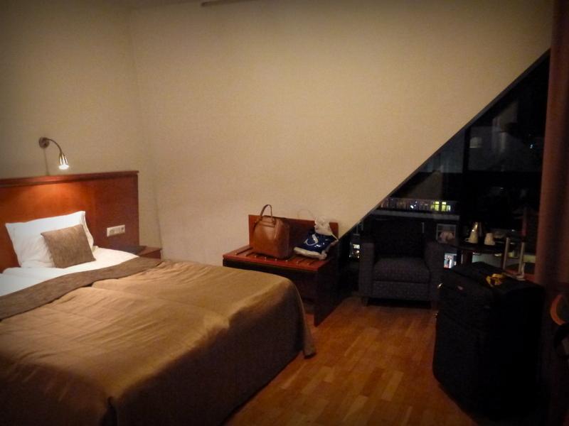 Superior Double Room at Center Hotel Plaza Reykjavik