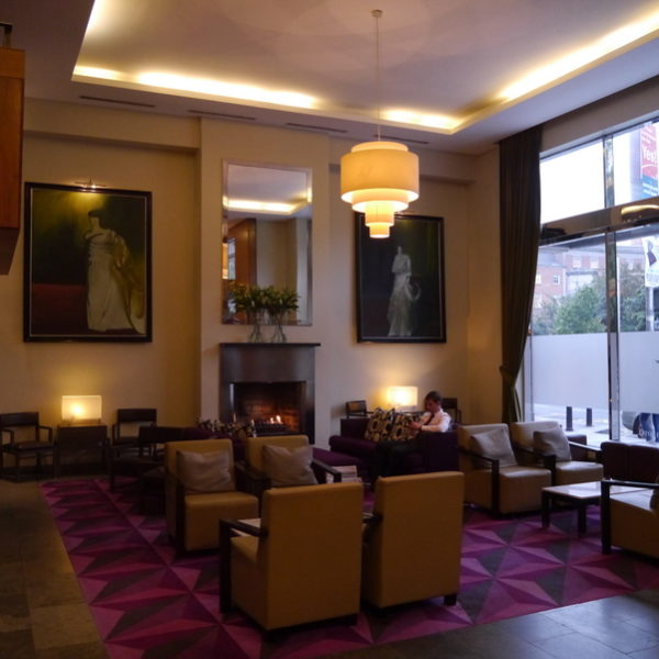 Where to Stay in Dublin: Fitzwilliam Hotel Dublin Hotel Review