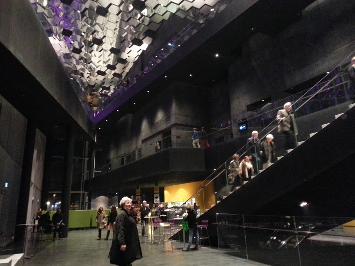 Harpa or the Icelandic Concert/ Opera Hall