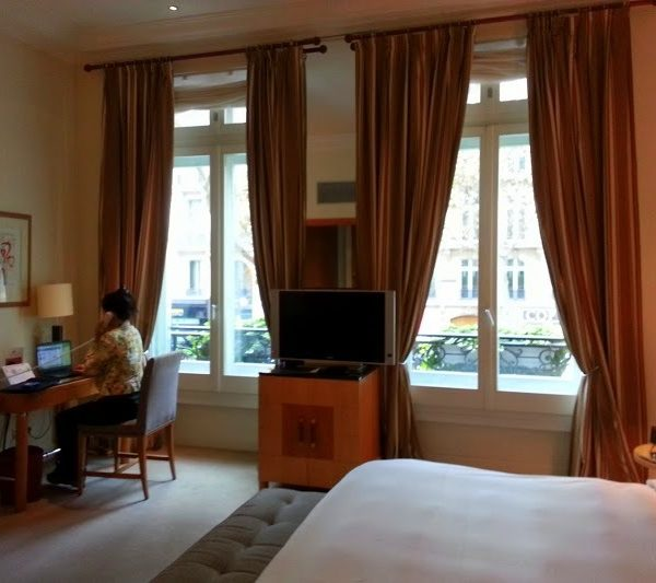 The Hyatt Paris Madeleine: a Luxury Boutique Hotel in Paris