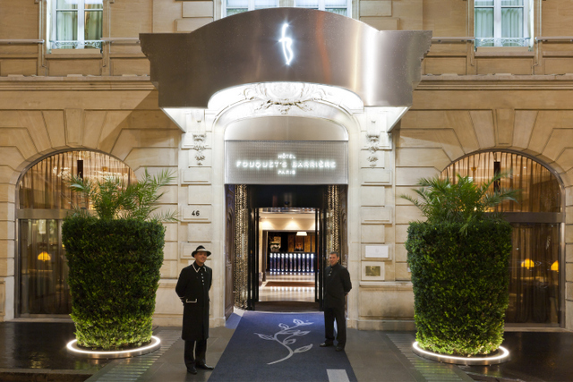 Hôtel Fouquet's Barrière HD 47