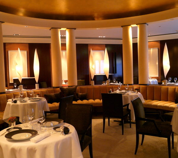 Dining Experience at Restaurant Le Pur of Park Hyatt Paris Vendome