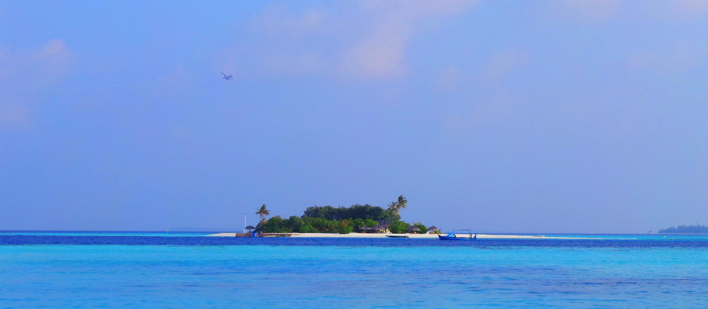 Lonubo Private Island in Maafushivaru, Maldives
