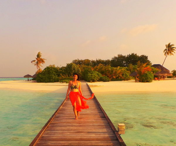 Lonubo : Your Own Private Island in the Maldives Awaits You