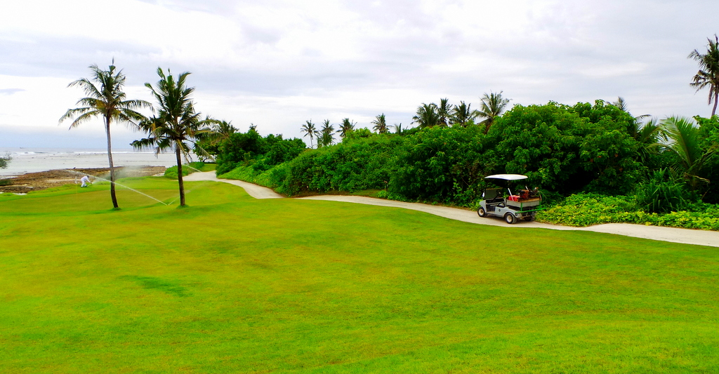The Golf Course at Shangri-la's Villingili Resort & Spa
