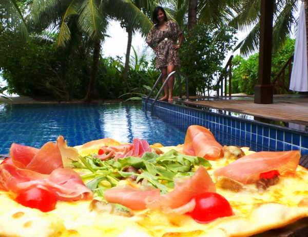 Food and Dining at Shangri-la's Villingili Resort & Spa Maldives