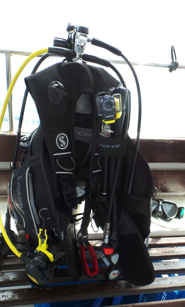Scuba Diving Essentials