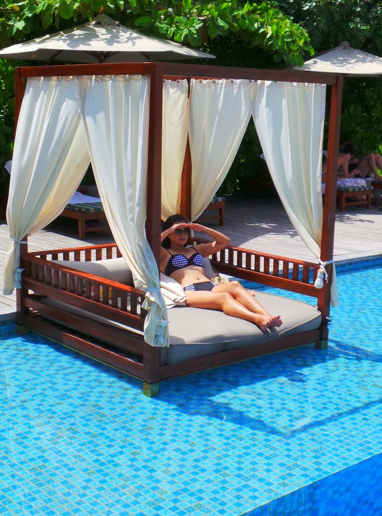 Maldives packing list : A serious looking bikini! Bikini by Baku