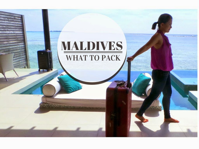 What to Pack for the Maldives