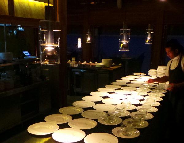 A Japanese Degustation Experience in Huvafen Fushi Maldives