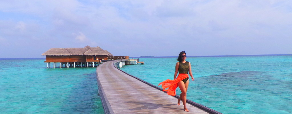 Resort Review: Huvafen Fushi Maldives