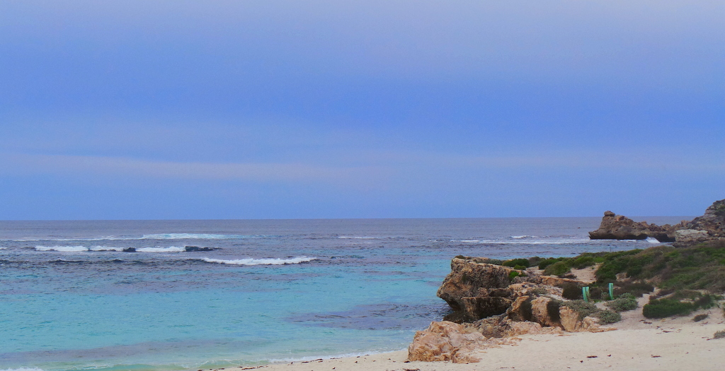 The West End at Rottnest Island