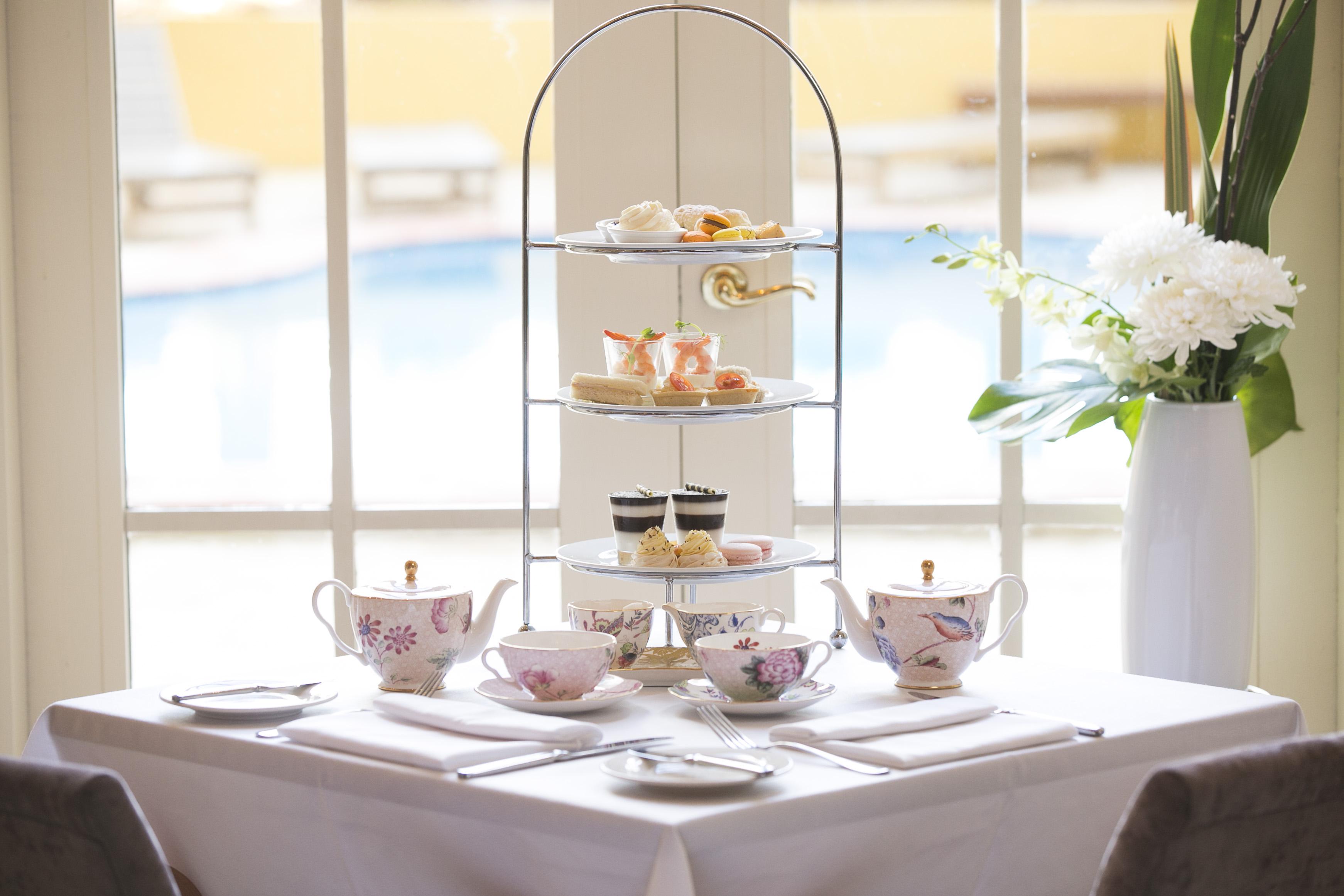 High Tea in Pan Pacific Perth