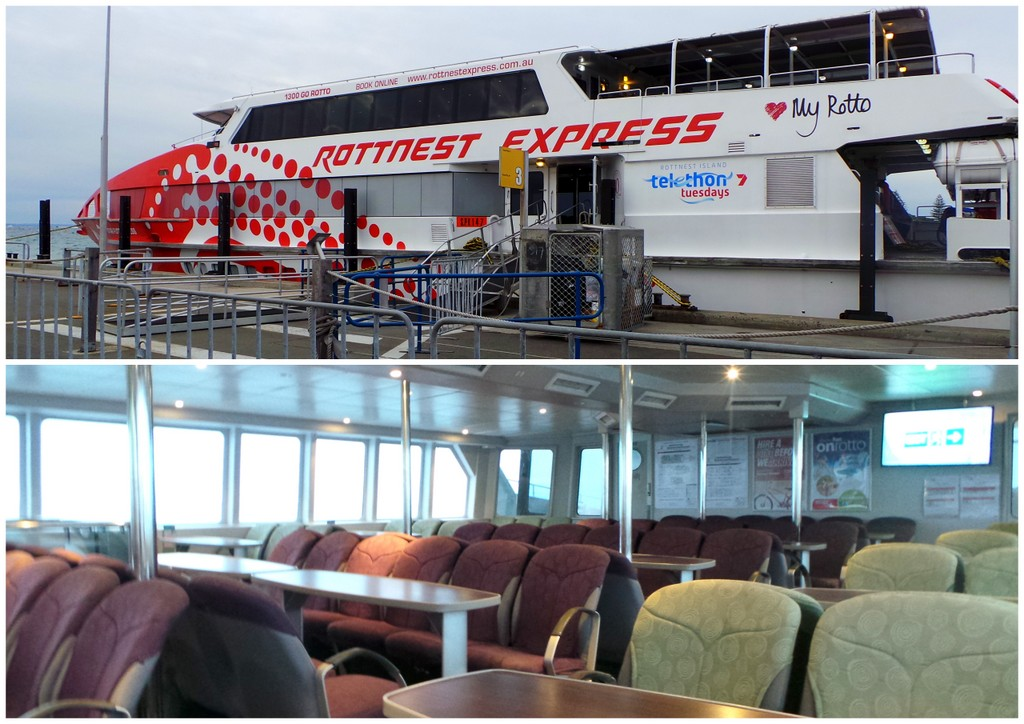 Rottnest Express - From Fremantle to Rottnest Island
