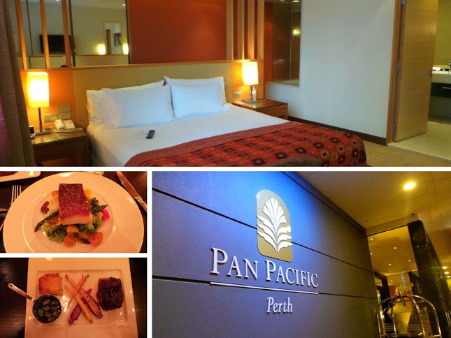Perth Pan Pacific Hotel