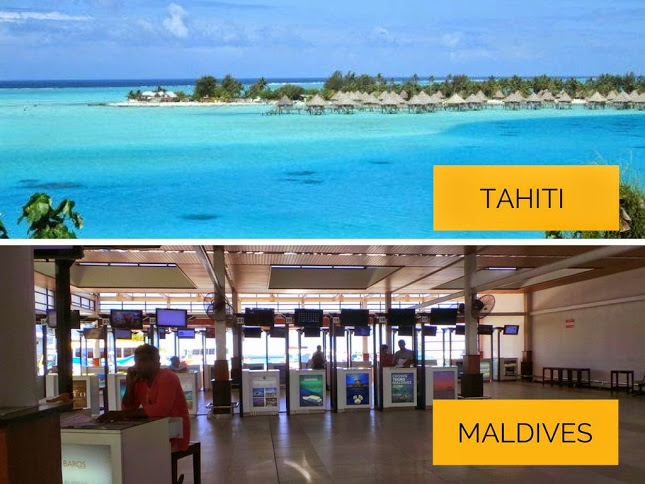 Be it Tahiti or the Maldives, one needs to choose resorts carefully