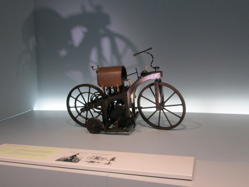 The very first Mercedes-Benz creation