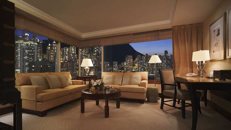 Conrad Hong Kong King Executive