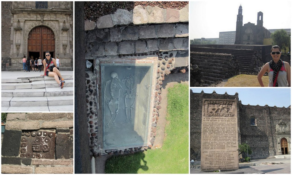Tlatelolco Ruins, Mexico City