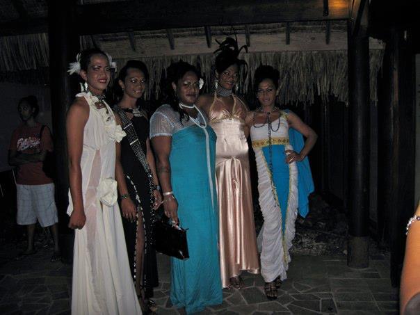 Contestants of Miss Poehine 2012