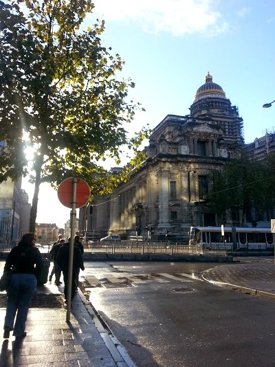 Brussels: a city made for walking