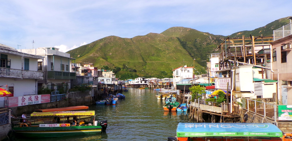 Venice of the East- Tai O