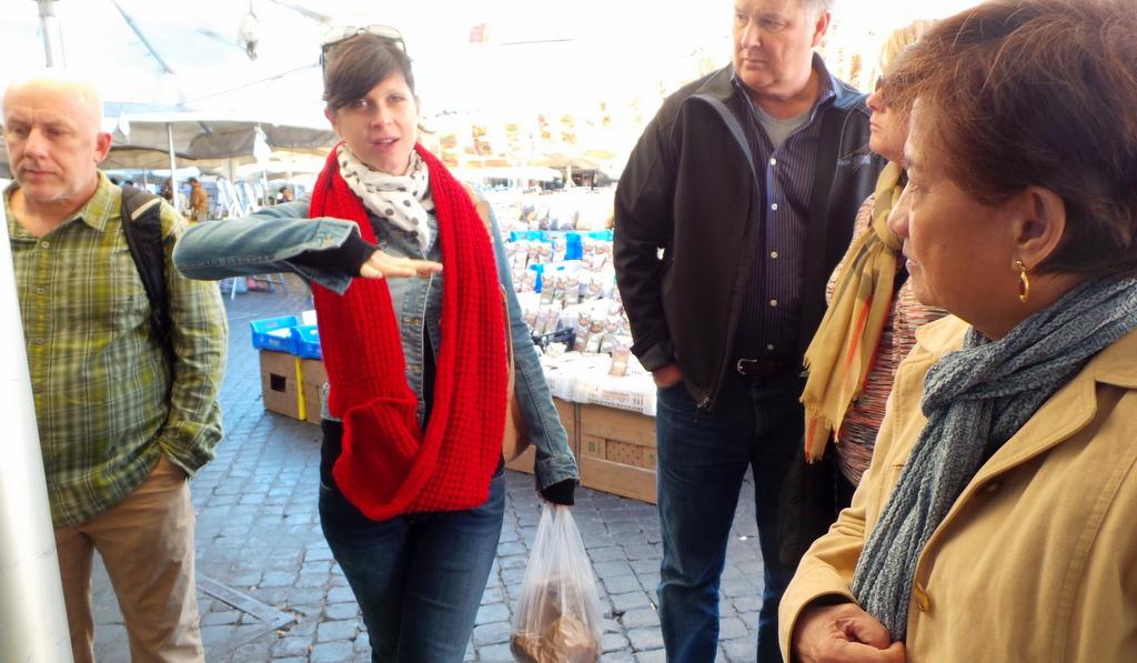 Walks of Italy Tour Group : Rome Food Tour