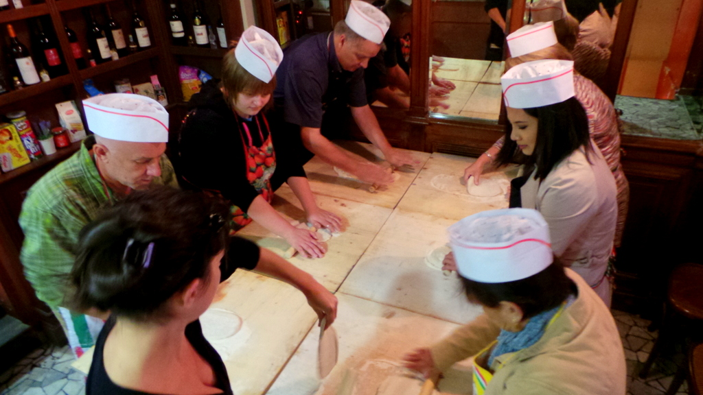 Pizza Making Class in Rome with Walks of Italy