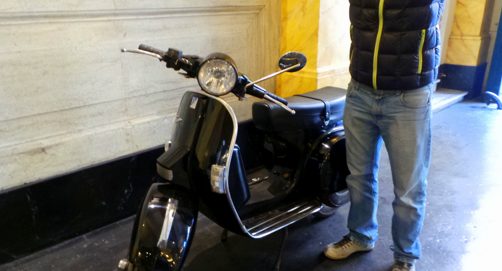 Vespa Tour of Rome with Scooteroma