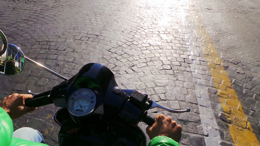 Scooteroma tours in Rome