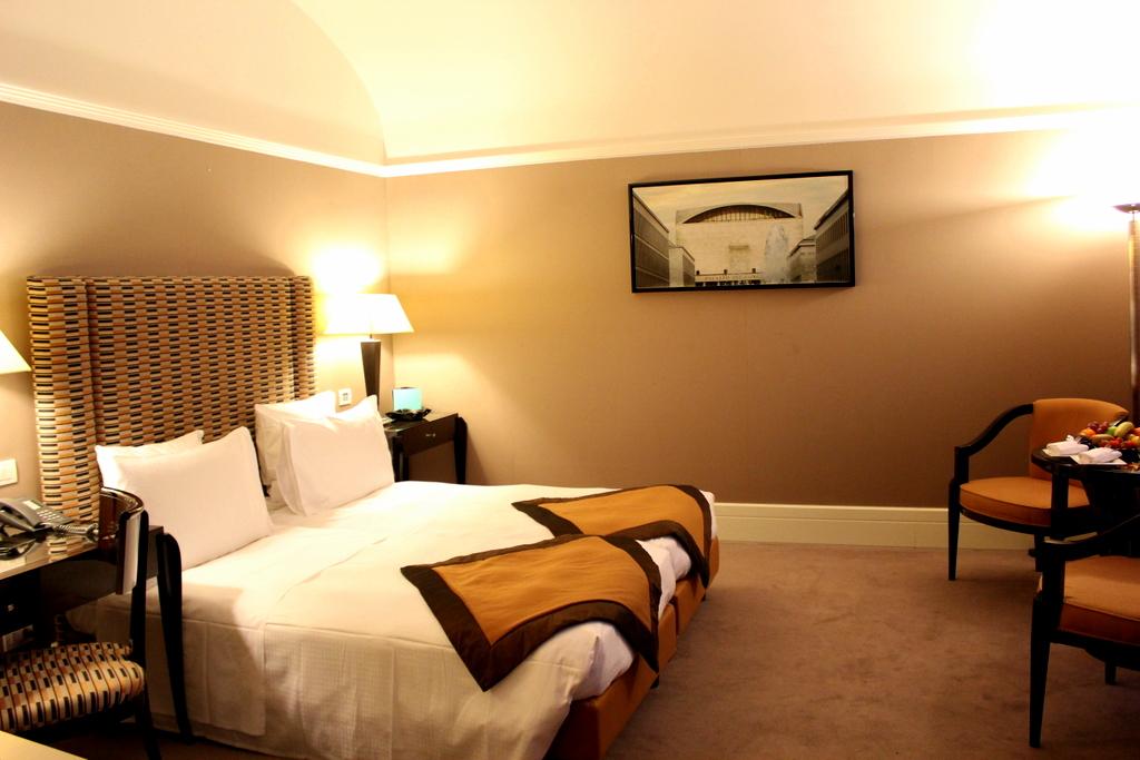 Deluxe Room, Jumeirah Grand Hotel Via Veneto