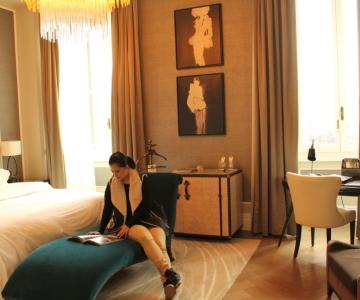 Designer Studio Room, St Regis Rome
